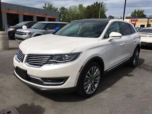 2016 Lincoln MKX TECHNOLOGY PACKAGE / HEATED & COOLED SEATS
