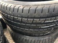 Tyre Shop 225 45 17 235 45 17 245 40 17 205 55 17 215 45 17 205 50, 255/35/18 TYRES PART WORN TIRES