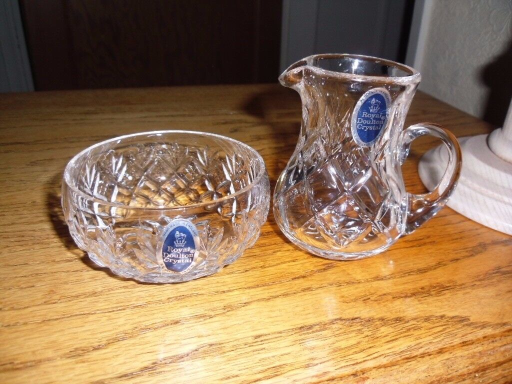 Royal Doulton jug and bowl set