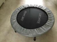 Mini 3 foot diameter trampoline