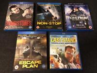 5 Kick-Ass Action Hero Films on Blu-Ray