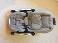 Concord Rio baby rocker with 3 positions and removable newborn insert.