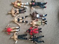 WWE Toy Figures