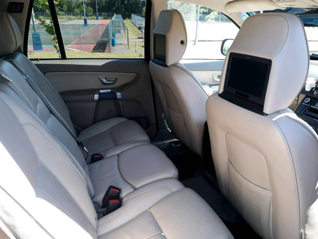 Volvo Xc90 Executive Rear Dvd Tow Bar 2 Year Warranty Running