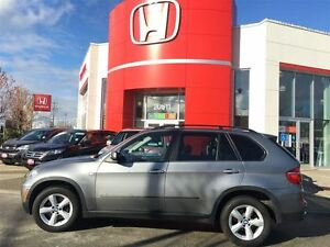 2012 BMW X5 35d - Local! Panoramic Sunroof! Leather!