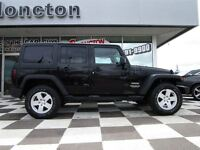 2012 Jeep WRANGLER UNLIMITED Sport 6 Speed