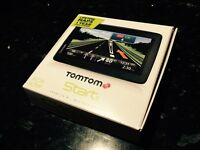 TomTom Start 25 Western Europe Maps