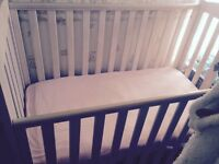 Mother care cot (white)