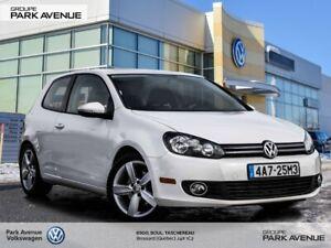 2012 Volkswagen Golf Sportline // ÉCRAN | PNEUS D'HIVER | MAGS