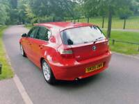 Bmw 1 series 120 D top spec Excellent history 900 spent recently £2950 audi vw Toyota Honda