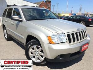 2010 Jeep Grand Cherokee Laredo ** HTD LEATH, REMOTE START, 4X4*
