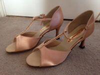 Girls / Ladies Supadance Latin / Salsa shoes *Brand New*
