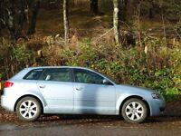 Audi A3 Sport 2litre. One year MOT, Full Service History. Genuine low mileage.