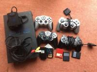 PlayStation 2, games and extras