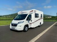 2020 RIMOR SEAL 12PLUS 6 BERTH FIXED BED MOTORHOME WITH ONLY 4K MILES ANDERSON MOTORHOME SALES.