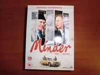 **IDEAL CHRISTMAS GIFT** MINDER - THE DENNIS WATERMAN YEARS (REGION 2 DVD, CERT 15) £25