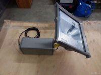 Floodlight Iguzzini Lingotto Spotlight Outdoor Lamp Industrial Light Cost £480 VGC