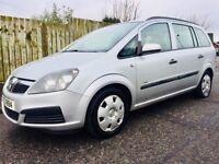 Vauxhall Zafira 1.9 CDTi Diesel - renault espace ford galaxy sharan 7 seater seven vw mercedes audi