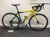 Carrera TDF Unisex Road Bike 49cm, Alloy Frame, Shimano Claris, Excellent As New Condition