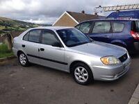 2004 Hyundai Accent 1.3