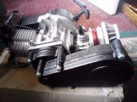 NEW Minimoto engine