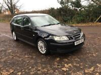 2006 SAAB 93 1.8 LINEAR ESTATE 12 Months Mot