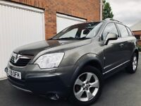 2009 09 Vauxhall Antara 16v SE**2.0 Litre CDTI*Diesel*Full Leather*Sat-Nav*5 Door* Not Q3 Q5 X3 X5*