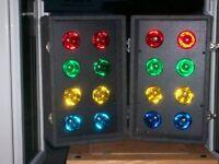 Retro Disco Box Lights