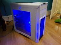 MINING/GAMING PC i7 4790k 16gb gaming ram 2 x 7950 3gb DDR5 in crossfire 500gb!!