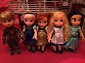 Disney Toddler Dolls