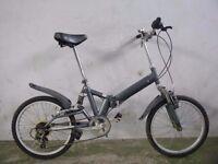 Folding bike 2679A