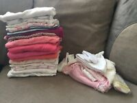 Clothes for baby girl 0-3 bundle