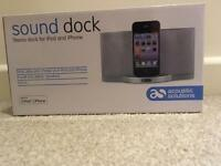 Apple, Sound Dock!