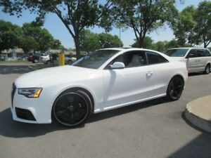 2015 Audi RS 5 4.2 (S tronic)WOW