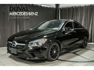 2014 Mercedes-Benz CLA-Class CLA250 CAMERA MAGS 18 POUCES AMG NO