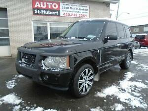 RANGE ROVER SUPERCHARGED WESTMINSTER LIMITED EDITION OF 42 N.32