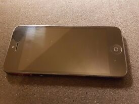 Apple iPhone 5 32GB Black Factory Unlocked Good condition