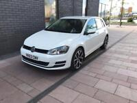 Volkswagen Golf 1.6 tdi bluemotion late 2013