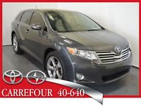 2009 Toyota Venza V6 AWD Premium Cuir+Toit Ouvrant Panoramique