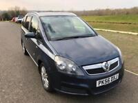 Vauxhall Zafira 1.9 CDTi Active 5Dr, 7 Seater, F S History, 3 Months Warranty, 2 Farmer Ladies Owner