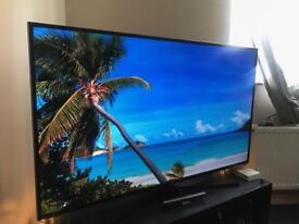 "55"" Samsung 4K smart TV"