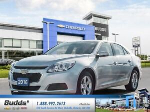 2016 Chevrolet Malibu Limited LT 0.9% for up to 24 months O.A...