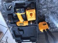 Dewalt 14.4 drill and torch kit