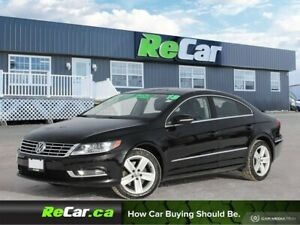 2013 Volkswagen CC Sportline REDUCED | HEATED LEATHER | SUNROOF