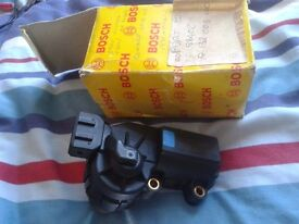 Bosch Air intake idle control valve 0132008600 (New)