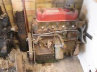 Wolseley 1500 - Collection of Spare Parts