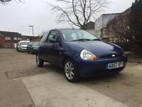 2008 ford ka zetec in amazing condition , low miles , one lady owner , 1 year mot