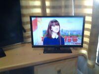 Finlux 20 inch tv/dvd combi