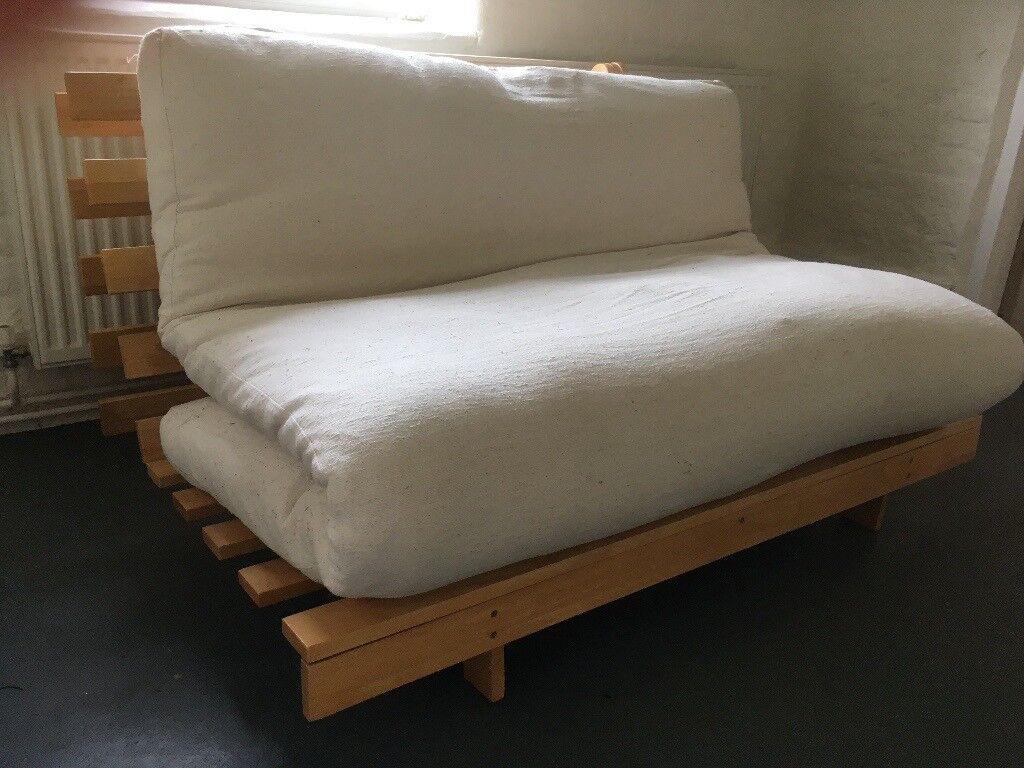 Double Futon Company Bed In Norwich Norfolk Gumtree