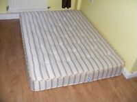 CAN DELIVER - DOUBLE MATTRESS IN VERY GOOD CLEAN CONDITION